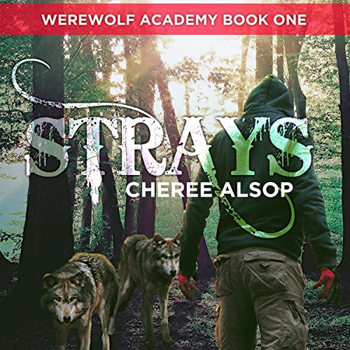 Strays audiobook cover art