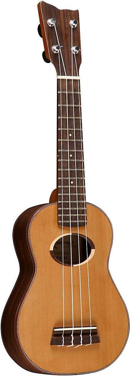 Wholesale Kremona mart 4-String Ukulele Right Handed Coco Soprano