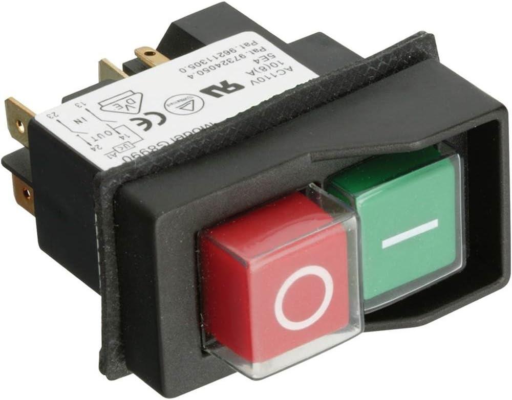 Shop Fox D4530 Over item handling ☆ Magnetic Switch New mail order 120V On-Off