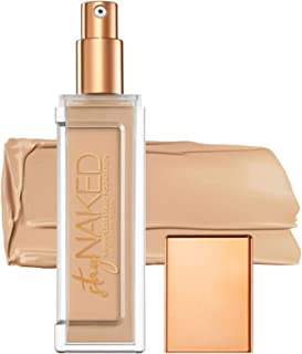 Urban Decay Stay Naked Weightless Liquid Foundation, 20NN - Buildable Coverage with No Caking - Matte Finish Lasts Up To 2...