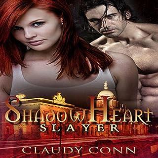 Shadowheart-Slayer  audiobook cover art