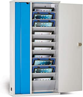 LapCabby Lyte 10 Wall AC Charging Cabinet