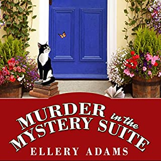 Murder in the Mystery Suite     Book Retreat Mystery, Book 1              By:                                                                                                                                 Ellery Adams                               Narrated by:                                                                                                                                 Johanna Parker                      Length: 8 hrs and 48 mins     957 ratings     Overall 4.0