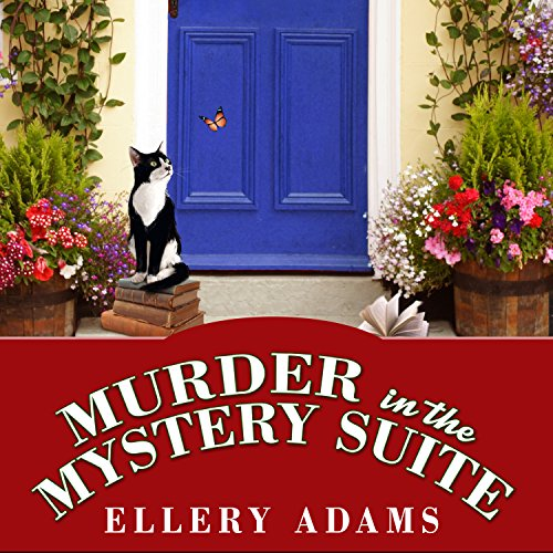 Murder in the Mystery Suite     Book Retreat Mystery, Book 1              By:                                                                                                                                 Ellery Adams                               Narrated by:                                                                                                                                 Johanna Parker                      Length: 8 hrs and 48 mins     961 ratings     Overall 4.0