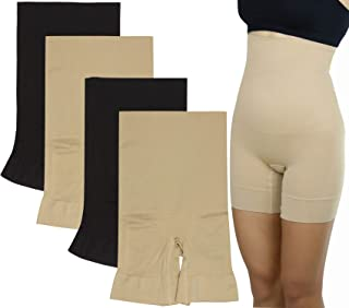 ToBeInStyle Women's Essential Slimming Control Shorts