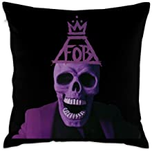 Zahhdasd Fall out Boy Mania Decorative Throw Pillow Covers Case Pillowcases26 X 26 Inch