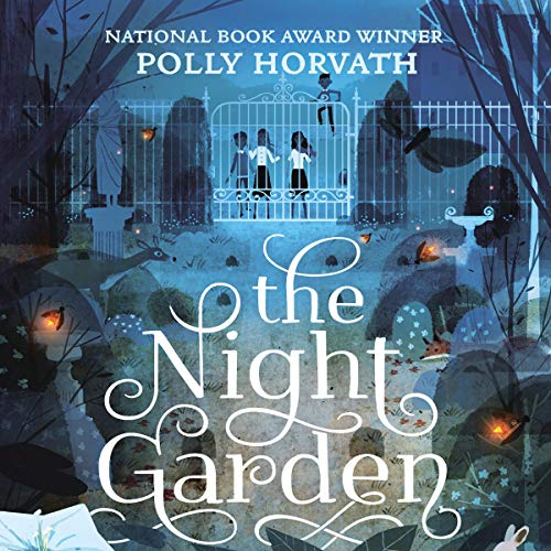 The Night Garden  By  cover art
