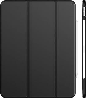 JEDirect iPadPro12.9インチ ケース (2020 / 2018モデル) 三つ折スタンド オートウェイクアップ/スリープ機能iPad Pro 12.9 3/4用 (ブラック)