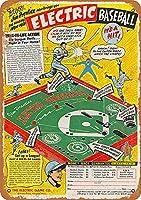 Baseball Game ティンサイン ポスター ン サイン プレート ブリキ看板 ホーム バーために
