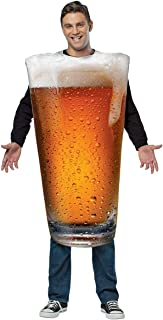 Rasta Imposta Men's Get Real Beer Pint