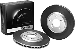 DIXCEL ( ディクセル ) ブレーキローター【 HD type 】(フロント用) VW GOLF IV / VW POLO HD-1313208S