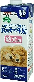 ドギーマン ペットの牛乳 幼犬用 1000ml