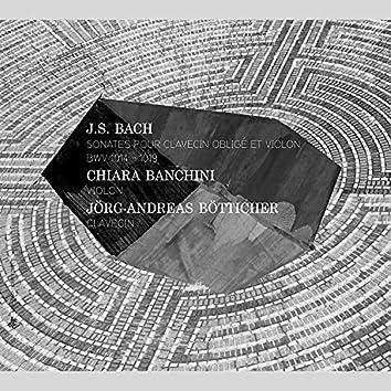 Bach: Sonates pour clavecin obligé et violon, BWV 1014-1019