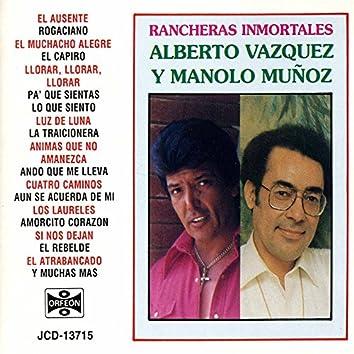 Rancheras Inmortales