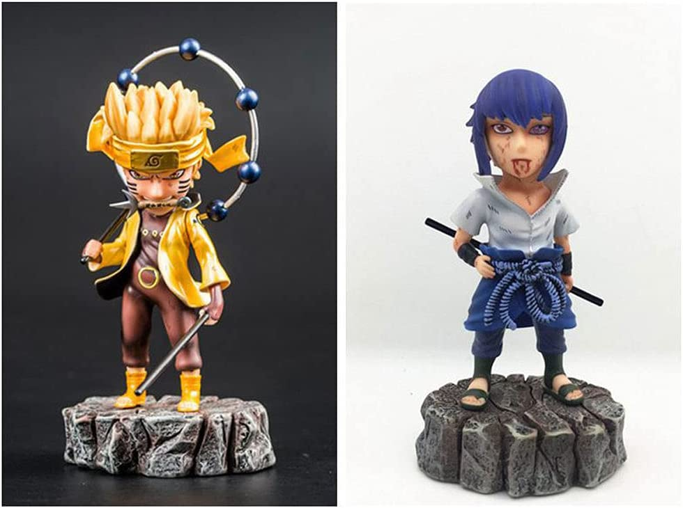 Huryytx Anime Japan's largest assortment Figure 1 year warranty Naruto Shippuden Naru Sasuke Uchiha Uzumaki