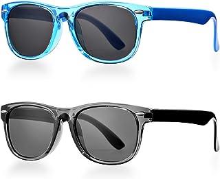 Sponsored Ad - SeeBand Kids Polarized Sunglasses TPEE Rubber Flexible Frame for Age 3-10