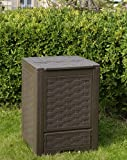 Zoom IMG-1 toomax z650r035 contenitore composter rattan