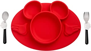 The First Years Disney Minnie Mouse 3-Piece Mealtime Set