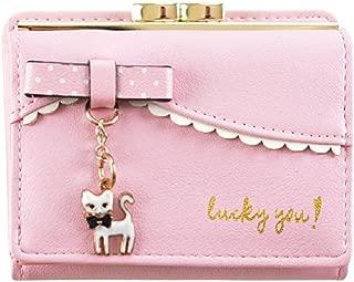 Wallets for Women Cute Wallet Purse Lovely Card Holder for Teen Girls