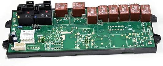 Ge WB27T11357 Range Oven Relay Control Board Genuine Original Equipment Manufacturer (OEM) Part