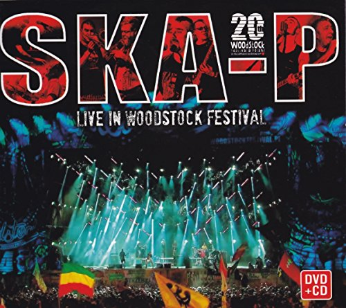 Live in Woodstock Festival (CD+Dvd)