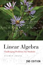 Linear Algebra: Challenging Problems for Students (Johns Hopkins Studies in the Mathematical Sciences)