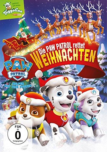 Paw Patrol - Die Paw Patrol rettet Weihnachten