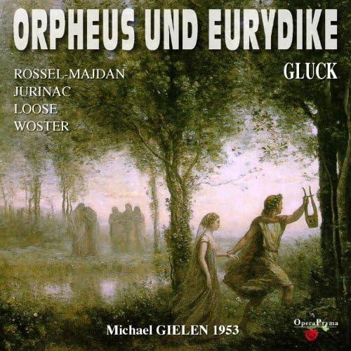 Michael Gielen, Großes Wiener Rundfunkorchester, Hilde Rössel-Majdan, Emmy Loose & Sena Jurinac