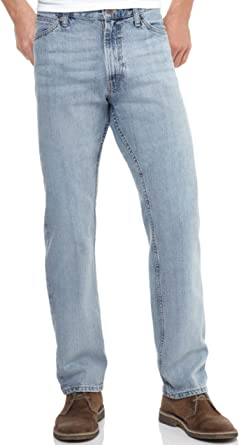NAUTICA Mens 0D3500 Big/Tall Relaxed-fit Jean Jeans - Blue