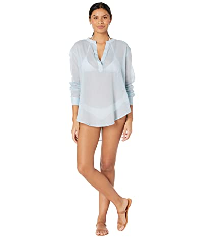 Billabong Dreaming of You Cover-Up (Surf Blue) Women