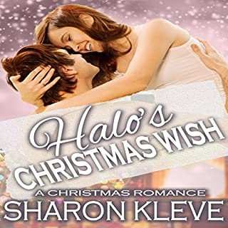 Halo's Christmas Wish audiobook cover art