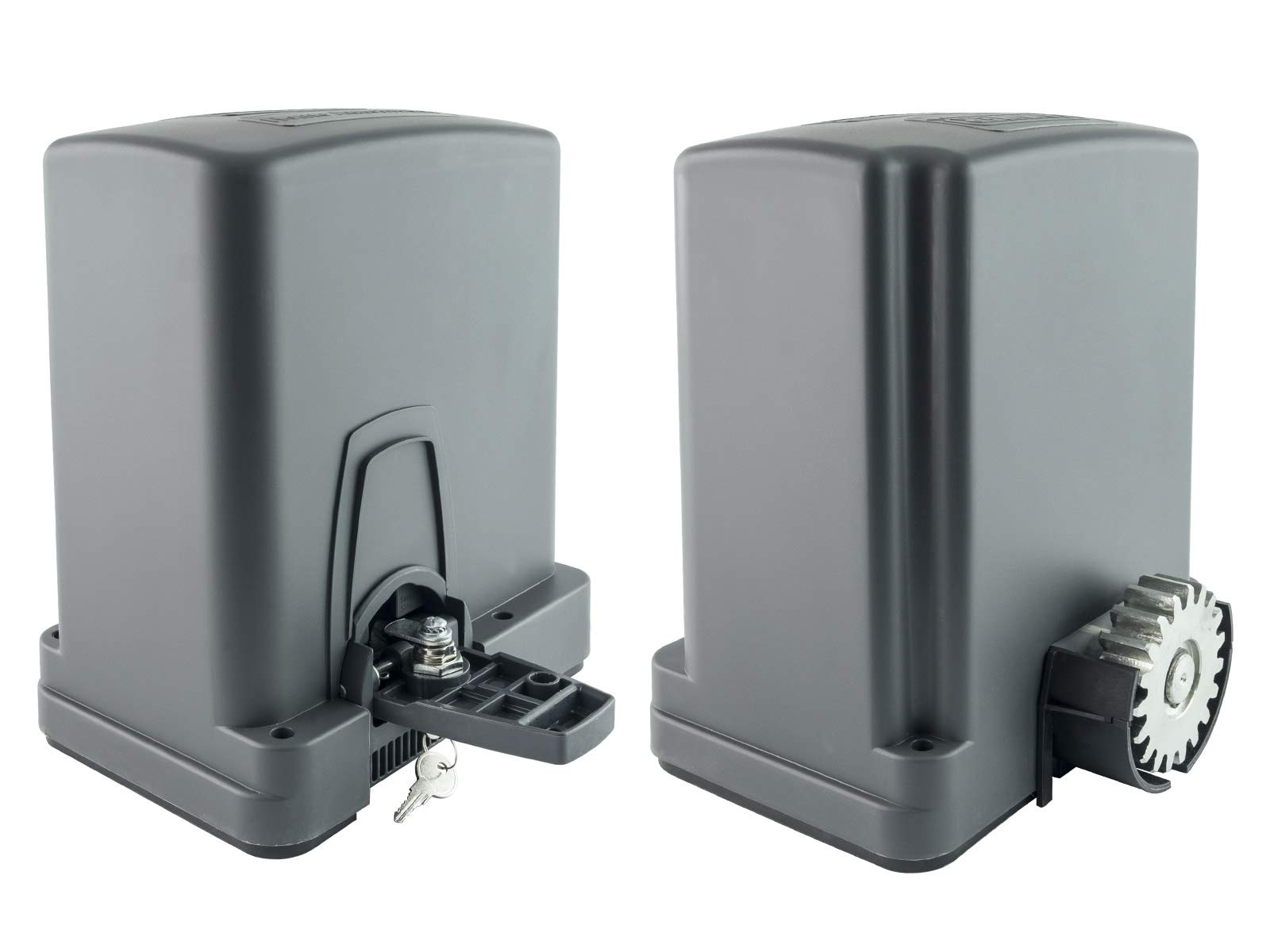 Sommer STArter - Motor de puerta corredera (400 kg, módulo WLAN GATE para aplicación de smartphone, barrera de luz 7020, luz de advertencia 5069, 5 en 1 A, comprobador de corriente ADAMS): Amazon.es: Bricolaje y herramientas