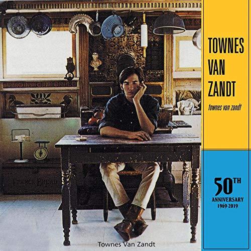 Townes Van Zandt - 50Thanniversary