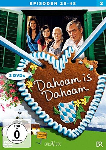 Dahoam is Dahoam - Episoden 25-48 [3 DVDs]