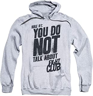 Fight Club Rule 1 Pullover Hoodie