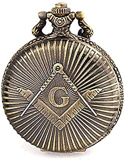 Best masonic pocket watches for sale Reviews