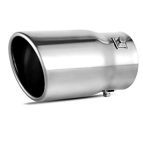Exhaust Tip 3 Inch Inlet: Amazon com