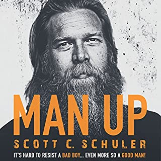 Man Up audiobook cover art