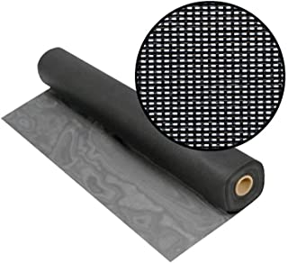 """Phifer 3003863 Solar Insect Screen, 48"""" x 100`, Charcoal"""