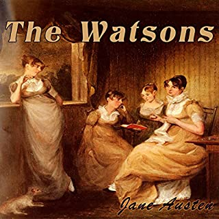 The Watsons audiobook cover art
