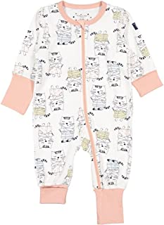 Polarn O. Pyret Sleepy CAT ECO Pajamas (Newborn)