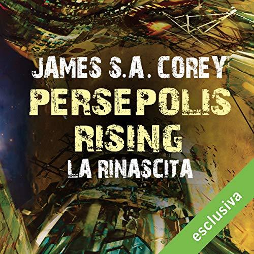 Persepolis Rising - La rinascita copertina