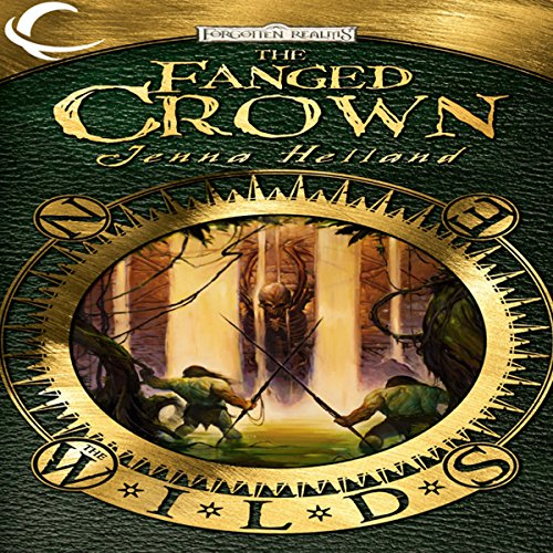 The Fanged Crown audiobook cover art