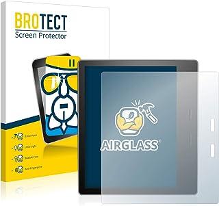 BROTECT Glas Screenprotector compatibel met Amazon Kindle Oasis 2019 (10. Generatie) - Beschermglas met 9H hardheid