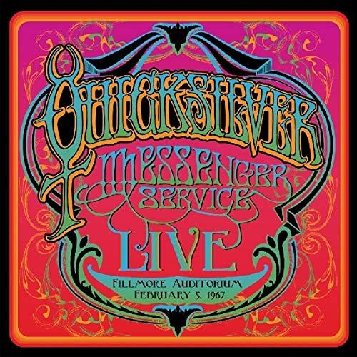 Fillmore Auditorium - February 5, 1967 (4 LP)