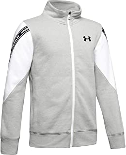 Under Armour Sportstyle Fleece Full Zip Sudadera con Cremallera Niños
