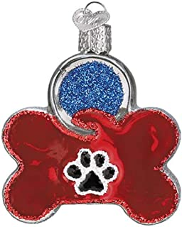 Best dog tag christmas ornaments Reviews