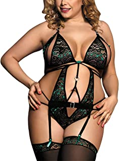 3193583e843b Joberry Slim Bustier Corset with T-Back Pantie/Garters Women Underwear Sexy  Lingerie Sets