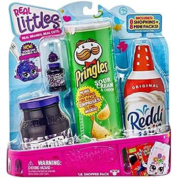 Shopkins Real Littles Lil' Shopper Pack   Shopkin.Toys - Image 1