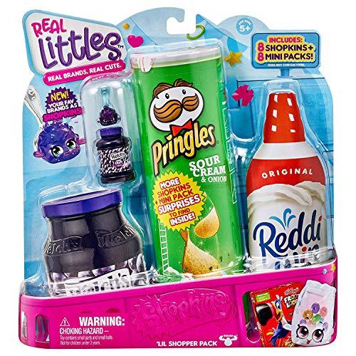 Shopkins Real Littles Lil' Shopper Pack